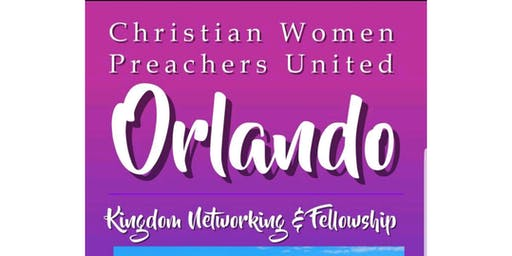 CWPU Dinner Fellowship Orlando