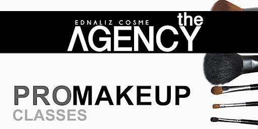 PRO Makeup Classes Orlando | EC The Agency