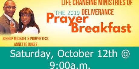PRAYER BREAKFAST tickets