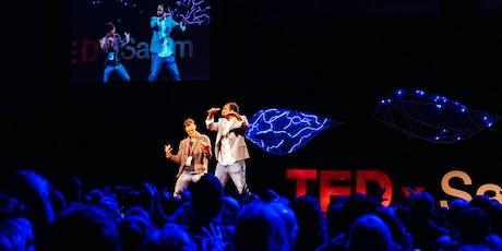 TEDxSalem VII - Vision tickets