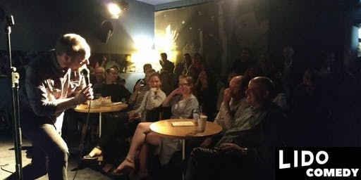 Tuesday Comedy at Lido Cinemas - Free Tickets - Oct 1st