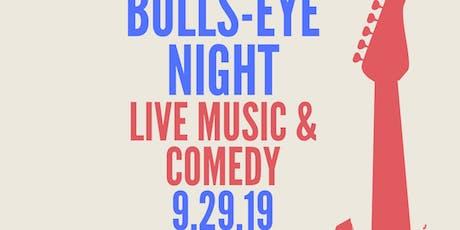 Savin Sundays Bullseye Comedy Night tickets