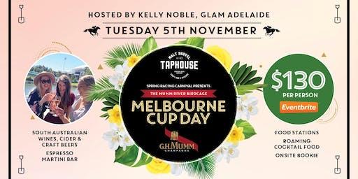 Malt Shovel Taphouse's The Mumm River Birdcage Melbourne Cup Day