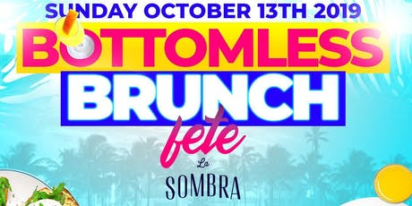 MIAMI NICE 2019 MIAMI CARNIVAL BOTTOMLESS BRUNCH FETE tickets