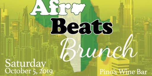 Natives & Creatives Afro Beats Brunch