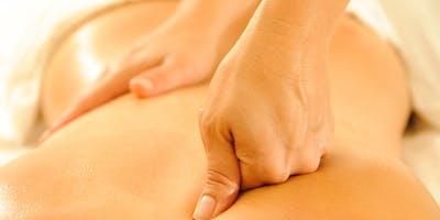 Massage Therapy Werrington North - 15 minute Massage