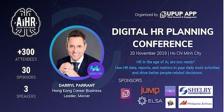 AiHR: Digital HR Planning tickets