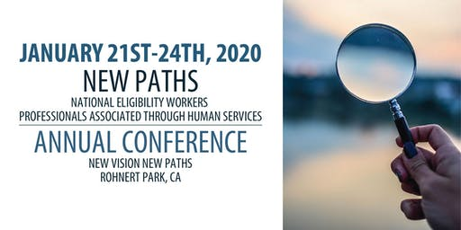 2020 Annual NEW PATHS Conference