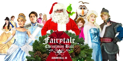 Fairytale Christmas Ball - Auburn Hills