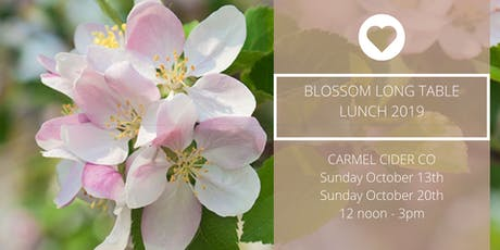 Blossom Long Table Lunch tickets