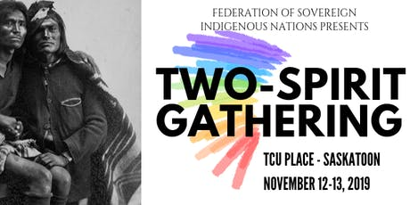 FSIN Two Spirit Gathering 2019 tickets