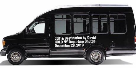 Dec. 28 Eric Prydz Return  Shuttle tickets