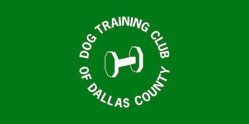 Foundation Skills - Dog Training 6-Thursdays at 2pm beginning Oct 17th