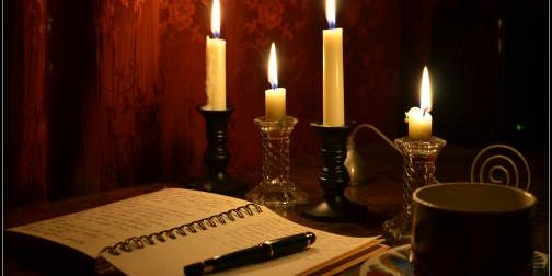 Candlewrite: a night of writing hosted by Authora Australis & Garden Lounge