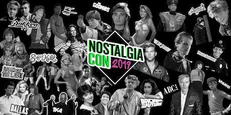 NostalgiaCon 2019 tickets