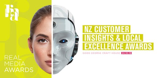 Real Media Awards - NZ Customer Insights and Local Excellence Awards