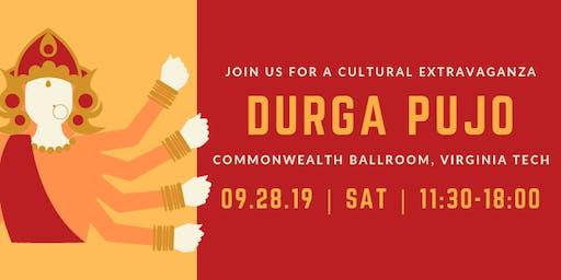 Durga Pujo at Virginia Tech