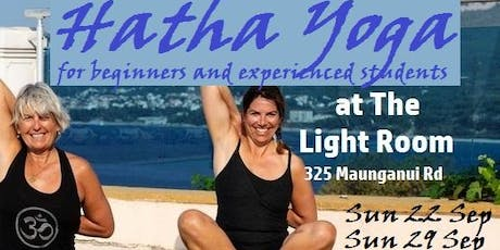 Hatha Yoga Class for beginners and experienced students - with Andrea Hudson - Sun29Sep tickets