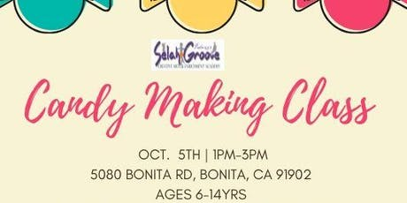 Candy Making Class tickets