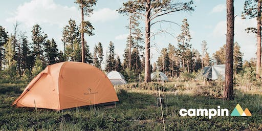 Campin App Launch Party!