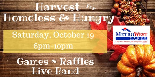 Harvest for Homeless & Hungry