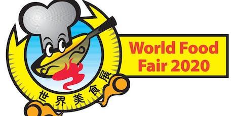 World Food Fair 2020 tickets