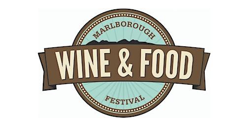 Marlborough Wine and Food Festival 2020