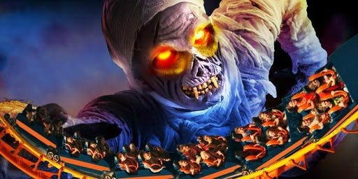 UIC Fright Fest at Six Flags 2019
