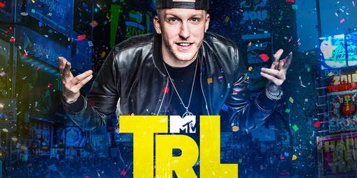 TRL - NYE WITH DJ DREWSKI in Time Square (GLOW PARTY)