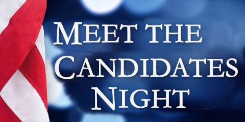 Meet The Candidates Night in Cherokee County - Presidents Team