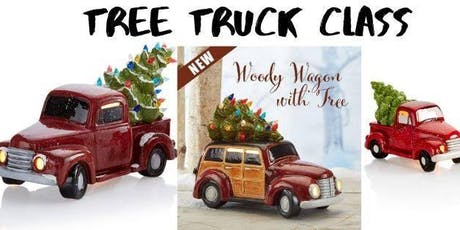 Tree Truck, Woody, or lantern class Henrietta tickets
