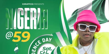 Celebrating the 59th independence day of Nigeria. Live performance TENI one of the top female artist in Nigeria.. tickets
