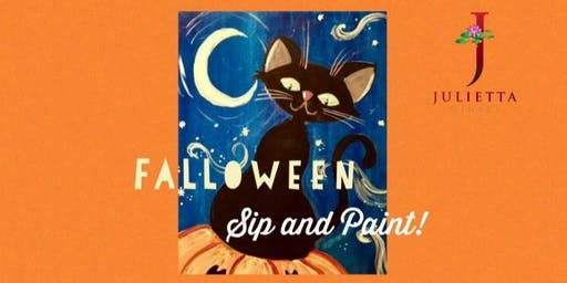 FALLoween Sip and Paint!