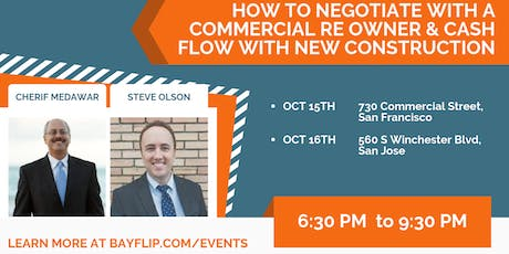 GAME CHANGER! How to NEGOTIATE with a Commercial RE Owner/Cash Flow 4Plexes tickets