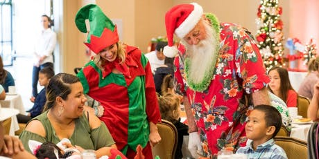 Breakfast with Santa! tickets