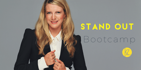 Stand Out On Social Bootcamp October tickets