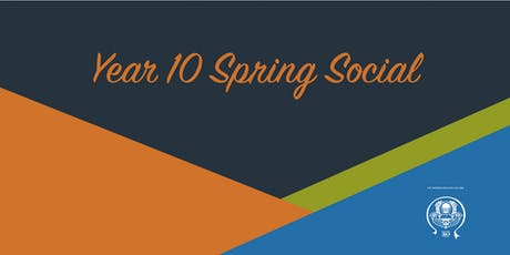 Year 10 Spring Social - The Riverina Anglican College tickets