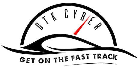 GTK Cyber December Class tickets