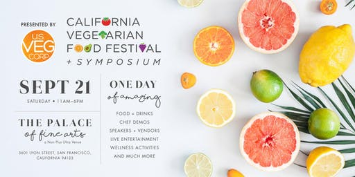 California Vegetarian Food Festival + Symposium