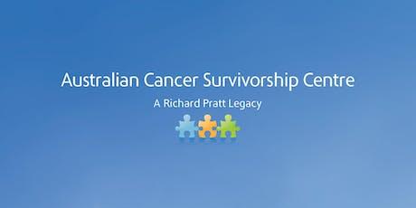 Victorian Cancer Survivorship Research Forum  tickets