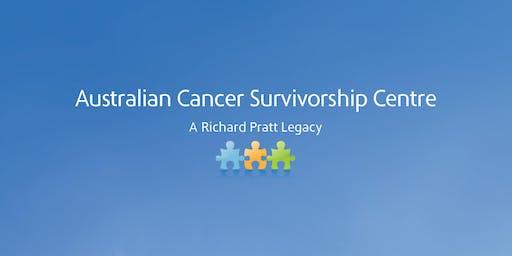 Victorian Cancer Survivorship Research Forum