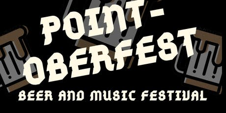 Point-oberfest - Beer & Music Festival tickets