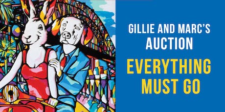 GILLIE AND MARC'S EVERYTHING MUST GO AUCTION tickets