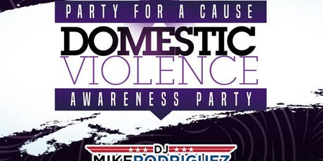 Party for a Cause | Domestic Violence Awareness Party tickets
