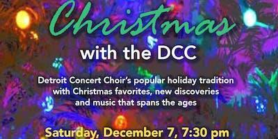 Christmas with the Detroit Concert Choir - Dec. 7 - St. Hugo