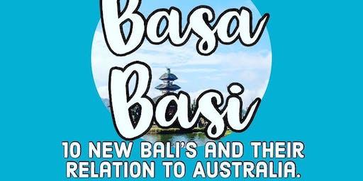 Basa Basi: 10 New Bali's and Australia