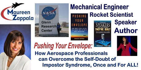 Confidence and Communication Skills for Aerospace Professionals tickets