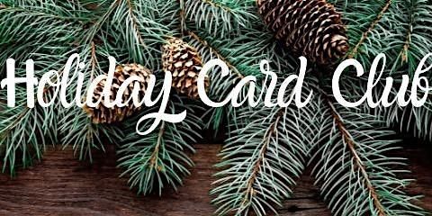 December Holiday Card Club