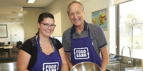 FREE 4 WEEK FOOD SENSATIONS NUTRITION & COOKING PROGRAM: BELMONT - PERTH AIRPORT tickets