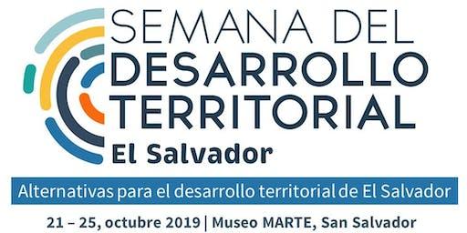 Semana del Desarrollo Territorial 2019